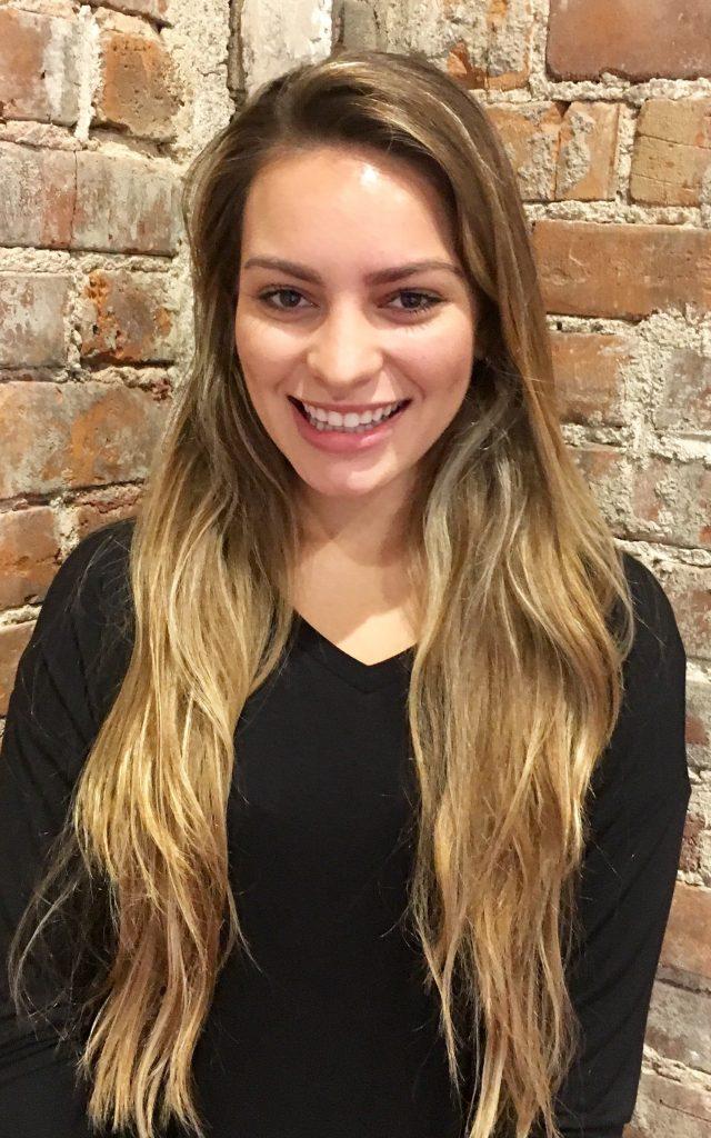 Fall Intern Spotlight Camille Vargas